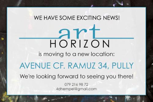 ArtHorizon is moving